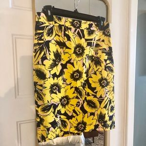 Jcrew pencil skirt size 00 NWT